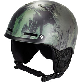 Salomon Grom Helmet Juniors Camo